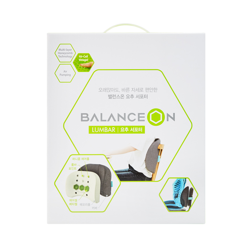Balanceon Lumbar Cushion